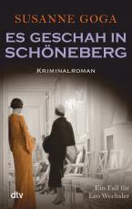 Cover-Bild Es geschah in Schöneberg
