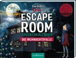 Cover-Bild Escape Room. Die Weihnachtsfalle. Ein Gamebuch-Adventskalender für Kinder