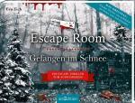 Cover-Bild Escape Room. Gefangen im Schnee