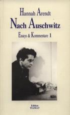 Cover-Bild Essays und Kommentare / Nach Auschwitz