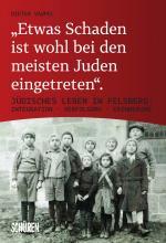 """Cover-Bild """"Etwas Schaden ist wohl bei den meisten Juden eingetreten"""""""