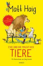 Cover-Bild Evie und die Macht der Tiere