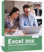 Cover-Bild Excel 2016 Grund- und Aufbauwissen für Anwender