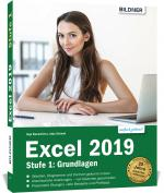 Cover-Bild Excel 2019 - Stufe 1: Grundlagen