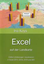 Cover-Bild Excel auf der Landkarte