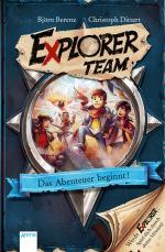 Cover-Bild Explorer Team. Das Abenteuer beginnt!