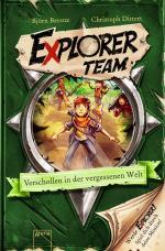 Cover-Bild Explorer Team. Verschollen in der vergessenen Welt