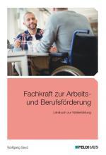 Cover-Bild Fachkraft zur Arbeits- und Berufsförderung
