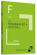 Cover-Bild Fälle Schuldrecht BT 4