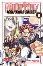 Cover-Bild Fairy Tail – 100 Years Quest 8