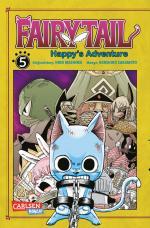 Cover-Bild Fairy Tail – Happy's Adventure 5