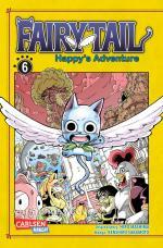 Cover-Bild Fairy Tail – Happy's Adventure 6