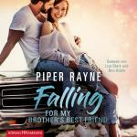 Cover-Bild Falling for my Brother's Best Friend (Baileys-Serie 4)