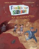 Cover-Bild Familie von Stibitz - Auf Golddiamanten-Jagd
