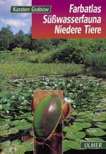 Cover-Bild Farbatlas Süsswasserfauna