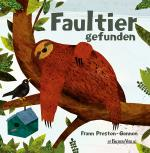 Cover-Bild Faultier gefunden