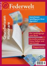 Cover-Bild Federwelt 118, 03-2016
