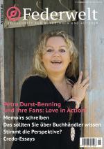 Cover-Bild Federwelt 132, 05-2018, Oktober 2018