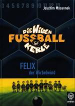 Cover-Bild Felix, der Wirbelwind