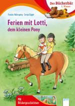 Cover-Bild Ferien mit Lotti, dem kleinen Pony