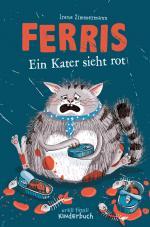 Cover-Bild Ferris – Ein Kater sieht rot
