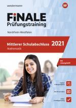 Cover-Bild FiNALE Prüfungstraining / FiNALE - Prüfungstraining Mittlerer Schulabschluss Nordrhein-Westfalen