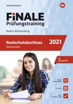 Cover-Bild FiNALE Prüfungstraining / FiNALE Prüfungstraining Realschulabschluss Baden-Württemberg