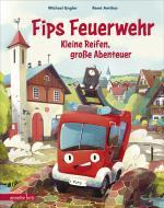 Cover-Bild Fips Feuerwehr - Kleine Reifen, große Abenteuer