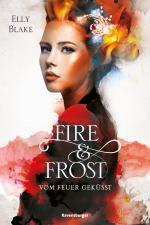 Cover-Bild Fire & Frost, Band 2: Vom Feuer geküsst