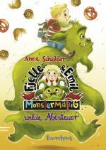 Cover-Bild Fjelle und Emil - Monstermäßig wilde Abenteuer