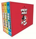 Cover-Bild Floyd Gottfredson Library - Micky Maus im Tal des Todes