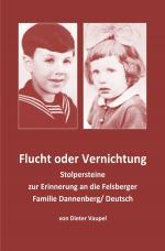 Cover-Bild Flucht oder Vernichtung