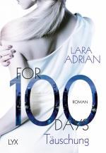 Cover-Bild For 100 Days - Täuschung