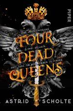 Cover-Bild Four Dead Queens