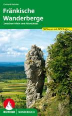 Cover-Bild Fränkische Wanderberge