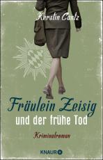 Cover-Bild Fräulein Zeisig und der frühe Tod