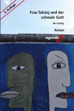 Cover-Bild Frau Tolstoj und der schwule Gott