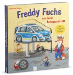 Cover-Bild Freddy Fuchs und seine Autowerkstatt