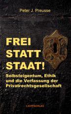 Cover-Bild Frei statt Staat!