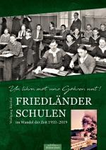 Cover-Bild Friedländer Schulen im Wandel der Zeit 1933 - 2019
