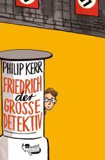 Cover-Bild Friedrich der Große Detektiv