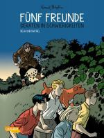 Cover-Bild Fünf Freunde 5: Fünf Freunde geraten in Schwierigkeiten