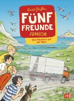 Cover-Bild Fünf Freunde JUNIOR - Den Räubern auf der Spur