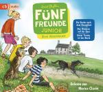 Cover-Bild Fünf Freunde JUNIOR - Drei Abenteuer - Die Suche nach dem Rennpferd. Den Räubern auf der Spur. Unser Timmy ist der Beste