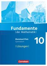 Cover-Bild Fundamente der Mathematik - Rheinland-Pfalz - 10. Schuljahr