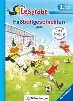 Cover-Bild Fußballgeschichten - Leserabe 2. Klasse - Erstlesebuch für Kinder ab 7 Jahren