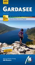 Cover-Bild Gardasee MM-Wandern Wanderführer Michael Müller Verlag