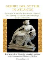 Cover-Bild Geburt der Götter in Atlantis