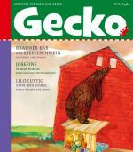 Cover-Bild Gecko Kinderzeitschrift Band 14