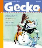 Cover-Bild Gecko Kinderzeitschrift Band 15